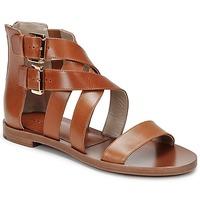Chaussures Femme Sandales et Nu-pieds Michael Kors ECO LUX Marron