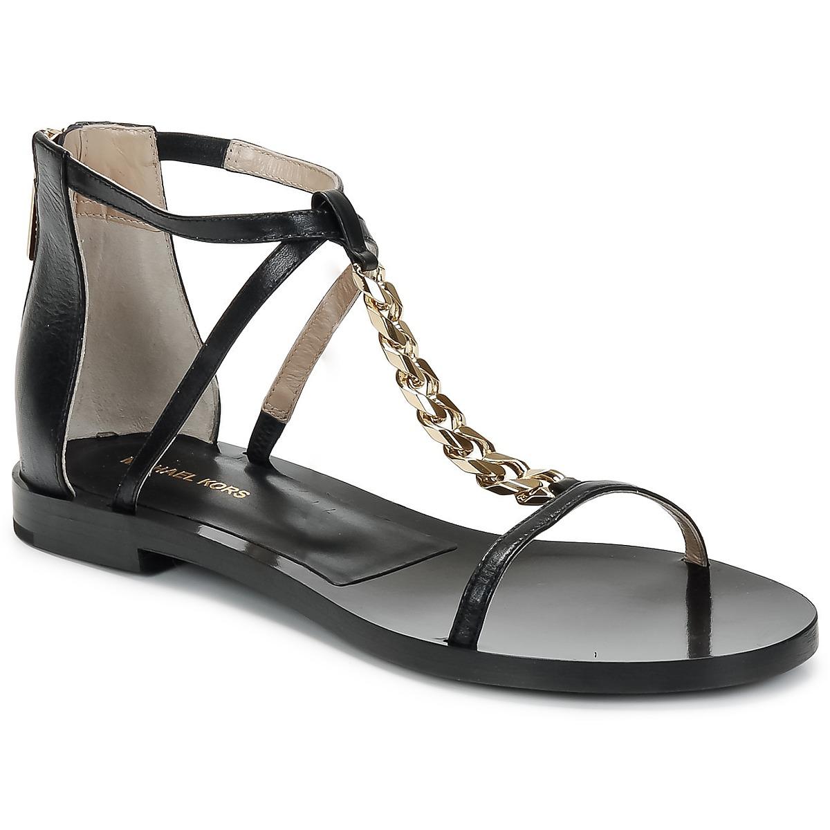 Sandale Michael Kors ECO LUX Noir