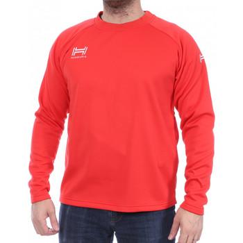Vêtements Homme Sweats Hungaria H-15TMUXE000 Rouge