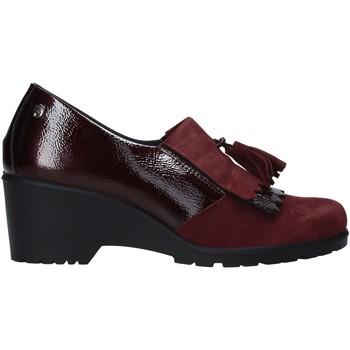 Chaussures Femme Mocassins Enval 6276322 Rouge