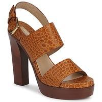 Chaussures Femme Sandales et Nu-pieds Michael Kors MATISSE LUX Marron