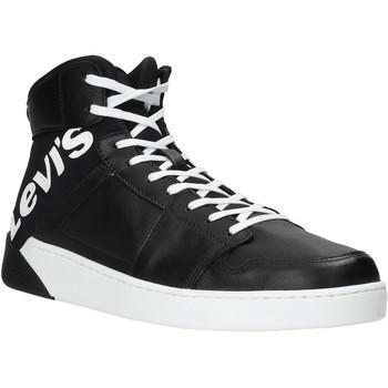 Chaussures Femme Baskets montantes Levi's 230699 931 Noir