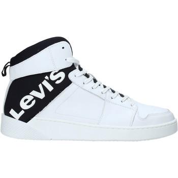 Chaussures Femme Baskets montantes Levi's 230699 931 Blanc