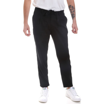 Vêtements Homme Chinos / Carrots Antony Morato MMTR00546 FA600181 Noir