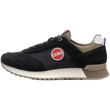Chaussures Homme Baskets basses Colmar TRAVIS C Noir