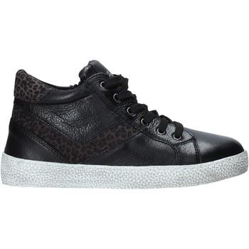 Chaussures Enfant Baskets montantes Grunland PO1499 Noir