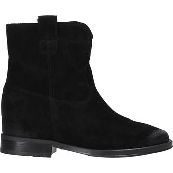 Chaussures Femme Boots Pregunta MAA3307 Noir
