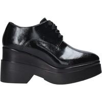 Chaussures Femme Derbies Pregunta PAA69-M Noir