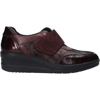Chaussures Femme Derbies Enval 6278133 Rouge