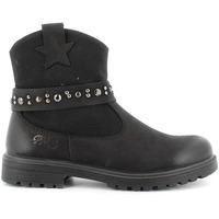 Chaussures Enfant Boots Primigi 6366011 Noir
