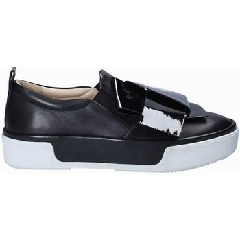 Chaussures Femme Slip ons Janet Sport 41707 Noir