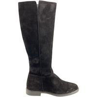 Chaussures Femme Bottes ville Grunland ST0466 Noir