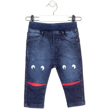 Vêtements Enfant Jeans slim Losan 027-6010AL Bleu