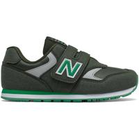 Chaussures Enfant Baskets basses New Balance NBIV393CGN Vert
