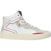 Chaussures Homme Baskets montantes Guess FM8FRM SUE12 Blanc