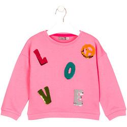 Vêtements Enfant T-shirts manches courtes Losan 026-6021AL Rose