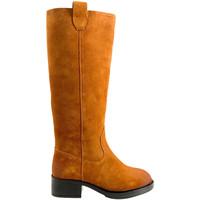 Chaussures Femme Bottes ville Apepazza F0BEATRIX02/SPL Marron