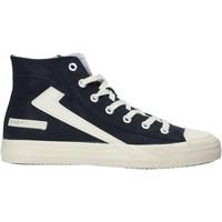 Chaussures Homme Baskets montantes Guess FM7EHI ELE12 Bleu