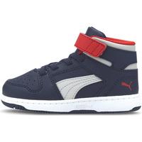 Chaussures Enfant Baskets mode Puma 370489 Bleu
