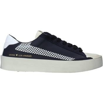Chaussures Homme Baskets basses Guess FM7FIR ESU12 Bleu