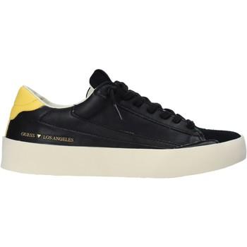 Chaussures Homme Baskets basses Guess FM8FIR ELE12 Noir