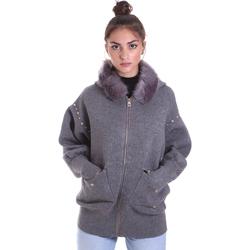 Vêtements Femme Gilets / Cardigans Gaudi 021BD33001 Gris