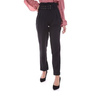 Vêtements Femme Chinos / Carrots Gaudi 021FD25013 Noir