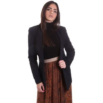 Vêtements Femme Vestes / Blazers Gaudi 021FD35028 Noir