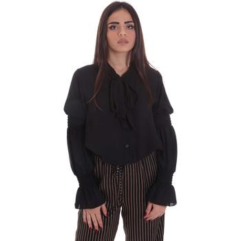 Vêtements Femme Tops / Blouses Gaudi 021BD45025 Noir