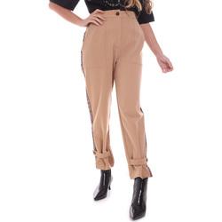 Vêtements Femme Chinos / Carrots Gaudi 021FD25004 Beige