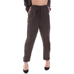 Vêtements Femme Chinos / Carrots Gaudi 021FD25017 Noir
