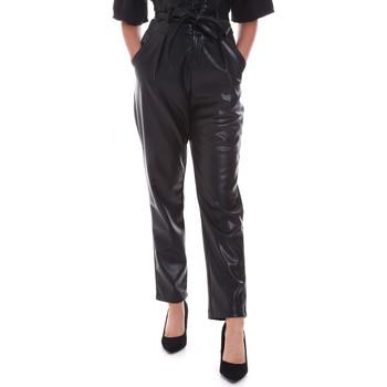 Vêtements Femme Chinos / Carrots Gaudi 021FD28001 Noir