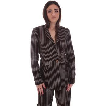 Vêtements Femme Vestes / Blazers Gaudi 021FD35031 Noir