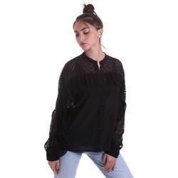 Vêtements Femme Chemises / Chemisiers Fracomina F120W15014W00401 Noir