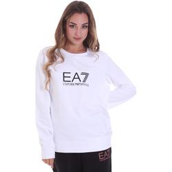 Vêtements Femme Sweats Ea7 Emporio Armani 8NTM39 TJ31Z Blanc