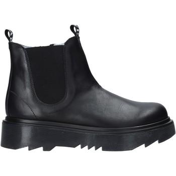 Chaussures Enfant Boots NeroGiardini I031793F Noir
