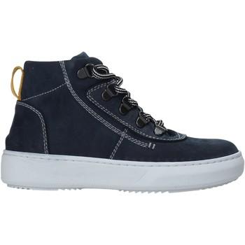 Chaussures Enfant Baskets mode NeroGiardini I033950M Bleu