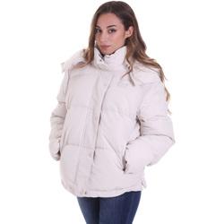 Vêtements Femme Doudounes Ea7 Emporio Armani 6HTB02 TN8AZ Beige