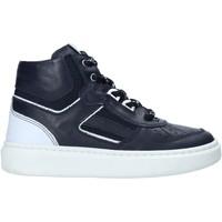 Chaussures Enfant Baskets montantes NeroGiardini I023921M Bleu