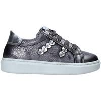 Chaussures Enfant Baskets basses NeroGiardini I021541F Argent