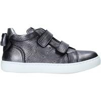 Chaussures Enfant Baskets montantes NeroGiardini I021532F Argent