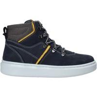 Chaussures Enfant Baskets montantes NeroGiardini I023970M Bleu