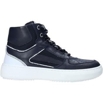 Chaussures Enfant Baskets montantes NeroGiardini I033901M Bleu