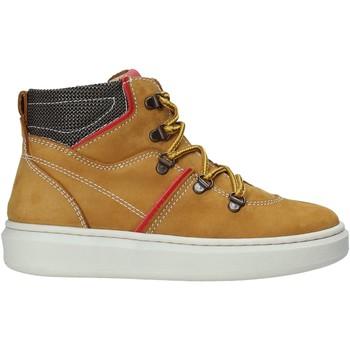 Chaussures Enfant Boots NeroGiardini I023970M Jaune