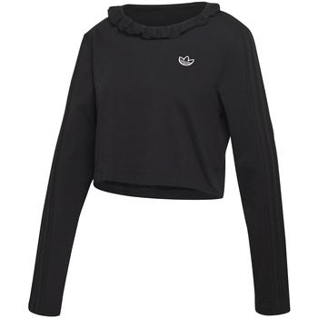 Vêtements Femme Pulls adidas Originals FU3862 Noir