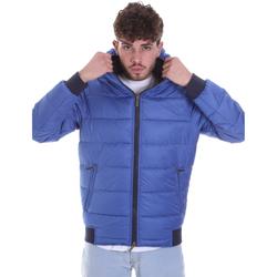 Vêtements Homme Doudounes Gaudi 021GU35007 Bleu