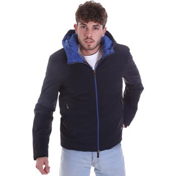 Vêtements Homme Doudounes Gaudi 021GU35003 Bleu