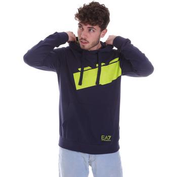Vêtements Homme Sweats Ea7 Emporio Armani 6HPM78 PJ05Z Bleu