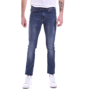 Vêtements Homme Jeans slim Gaudi 021GU26001L32 Bleu