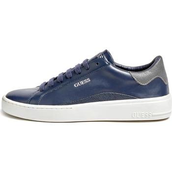 Chaussures Homme Baskets basses Guess FM8VER LEA12 Bleu